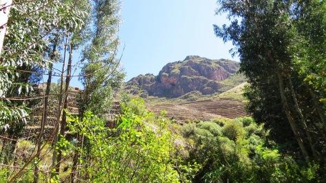 Pisac Apu &  Cueva