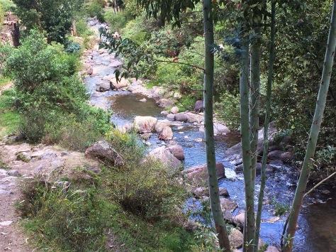 Pisac River